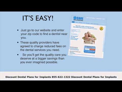 Discount Dental Plans for Implants Michigan Dental Care Discount Dental Plans for Implants