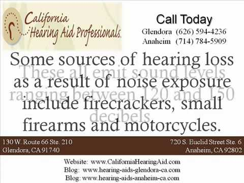 What Sounds Contribute to Hearing Loss?