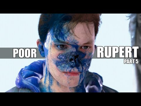 """Detroit Become Human - """"What Happens When"""" Connor Interrogates Rupert In The Evidence Room - Part 5"""