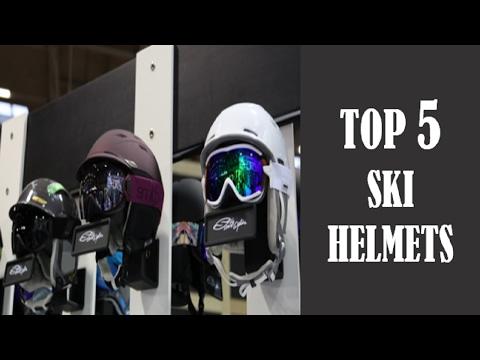 Top 5 Ski Helmets 2017 | Top 5 Ski Helmet Reviews | Best Rated Ski Helmets