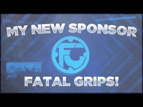 New Sponsorship Fatal Grips!!!