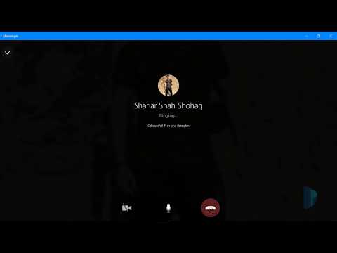 How to allow messenger(or Skype) to use microphone