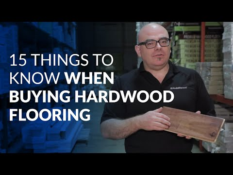 FREE GUIDE: 15 Things to Know When Buying Hardwood Flooring