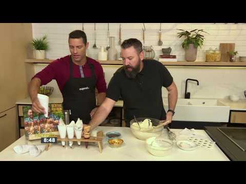 Recipe – Peppermint Crisp Delight