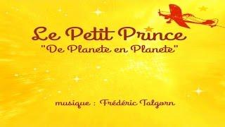 Eric Claire - Le Petit Prince - De planète en planète - KIDS  songs