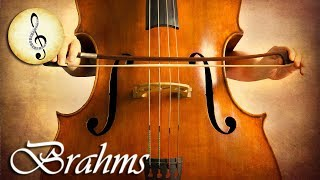 Brahms Classical Music for Studying, Concentration, Relaxation   Study Music   Instrumental Music