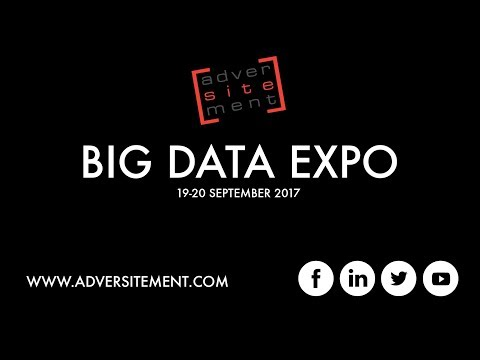 Aftermovie Big Data Expo | Adversitement