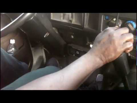 Double Clutching A Truck 6 Speed Fuller
