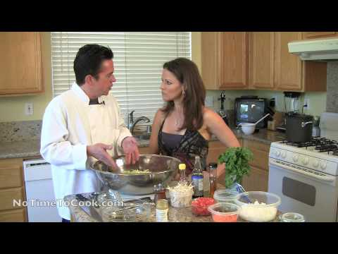 Thai Corn Chowder & Cabbage Salad, Part 2