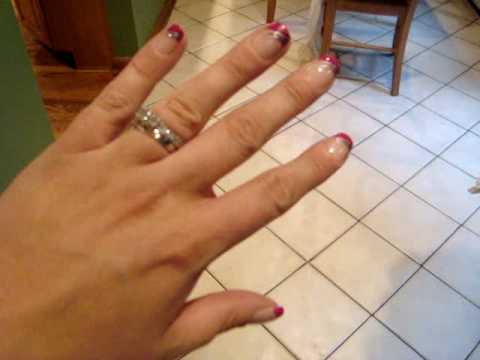 Finger twitch