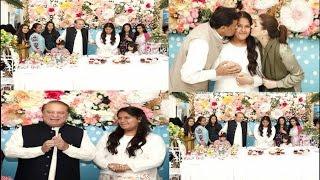 Maryam Nawaz Daughter Mahnoor Birthday Pictures.