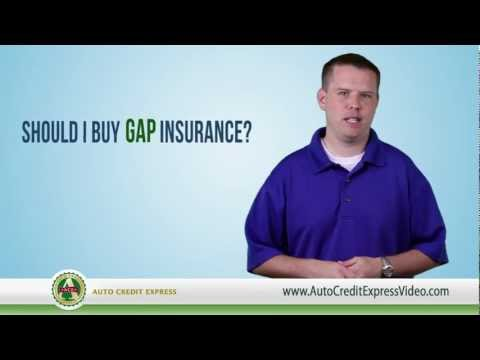 Should I Buy Gap Insurance on My Next Car? Advice for Bad Credit Auto Loans.