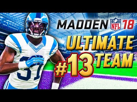 This Defense Is Getting SCARY! | Madden 18 Ultimate Team Ep.13