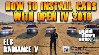 How to download and install (REDUX 1 5) in GTA 5 100
