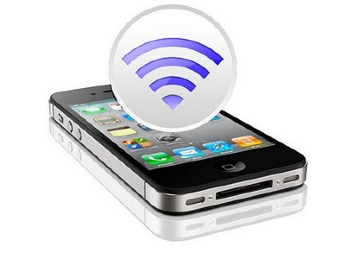 How to turn iPhone into Wifi Hotspot (Tethering)