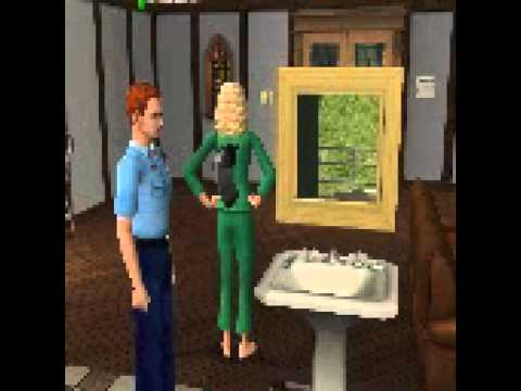 Sims 2 video for Yahoo Answers