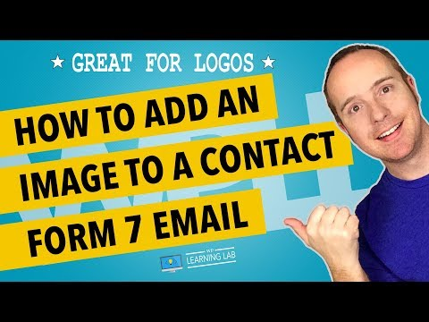 Contact Form 7 Image In Email