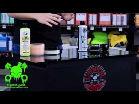 Wax vs Sealant - Chemical Guys JetSeal Celeste Dettaglio Car Care