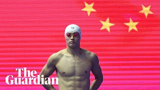 Chad Le Clod claims Rio gold medal from China's Sun Yang