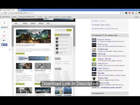 Busy Bee Premium Wordpress Theme - WooThemes Templates 2014 Download