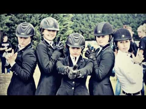 2015 Delaware State University Equestrian Recruit Video
