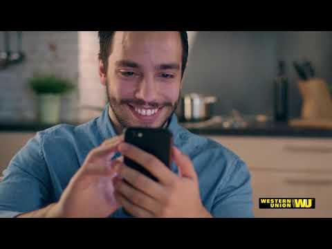 Western Union APP TV Commercial Nederland 2018 1