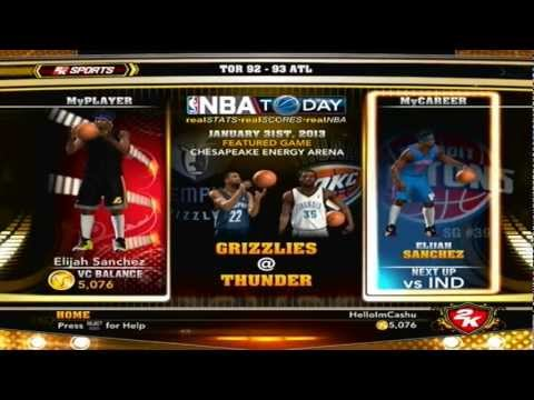 How to get Easy VC Fast | NBA 2k13 |100% FREE