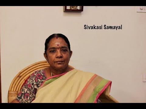வாழ்வியல் ........Episode 74 / Sivakasi Samayal / Video - 498