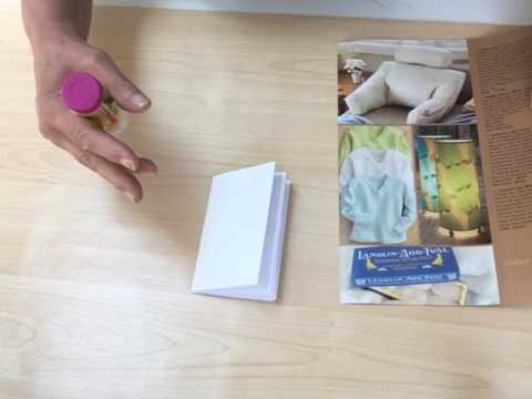 HOT DOG BOOK: attaching books to make a longer book and adding a bookmark