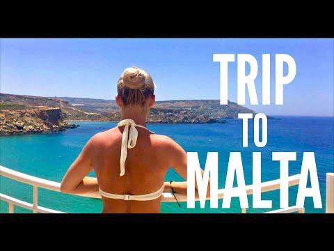 MY TRIP TO MALTA
