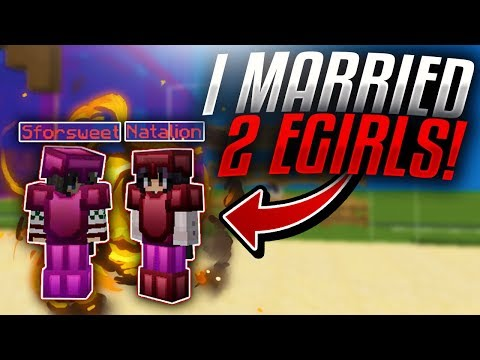 MARRY TWO E-GIRLS?!! (LOVE AT FIRST SIGHT)