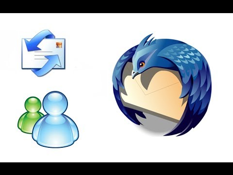 How to Access MSN, Live and Hotmail from Thunderbird Mail