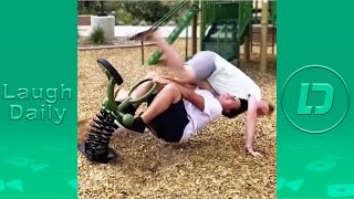 Try Not To Laugh Challenge Funny Fails Compilation 2021 Part 30 | Best Funny Fail Videos