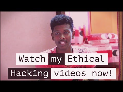 Ethical Hacking Videos now on Tech Raj!