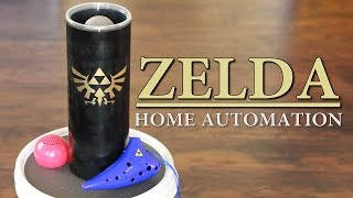 Zelda Ocarina Controlled Home Automation - Zelda: Ocarina of Time | Sufficiently Advanced