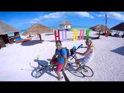 Mexico Yucatan Travel GO PRO