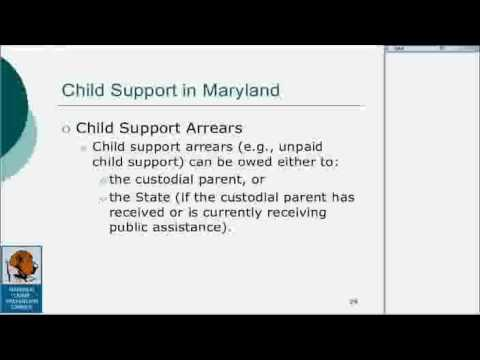 Child Support and Reentry