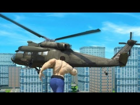 Super Hero Game Big Man | Fighting Games: Spider Superhero v/s Bigman | Android GamePlay
