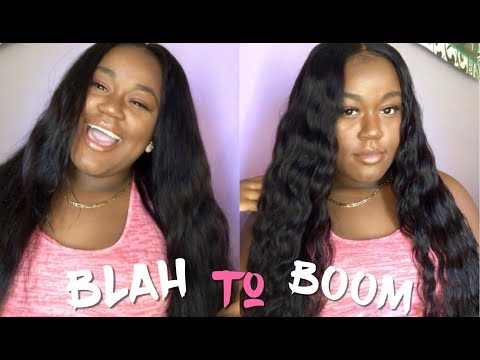 Get Your Body Wave Back + Install & Hair ChitChat | TIFFVNYBLUE