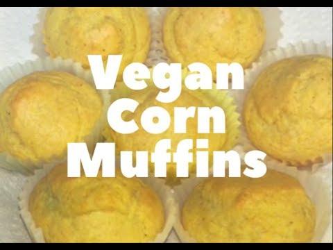 Vegan Corn Muffins | Neat Egg - Vegan Egg Substitute | Vegan Soul Food