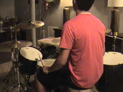 Black Treacle - Arctic Monkeys (A Drums Cover!)