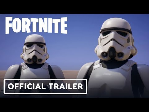 Xxx Mp4 Fortnite X Star Wars Imperial Stormtrooper Official Trailer 3gp Sex