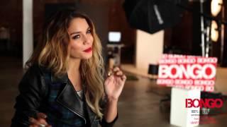 Vanessa Hudgens' Fall 2014 Bongo Campaign