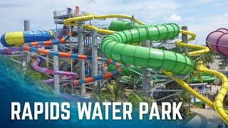 All Rides at Rapids Water Park (Onride POV)