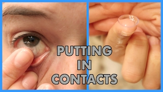 Putting in Contacts