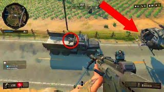 200 IQ HELICOPTER vs TRUCK PLAY! - Blackout BEST MOMENTS and FUNNY FAILS #31
