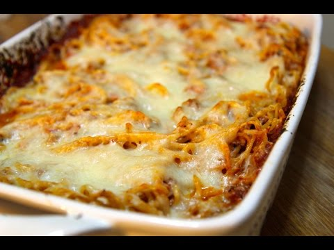 Baked Spaghetti - Cooked by Julie episode 246
