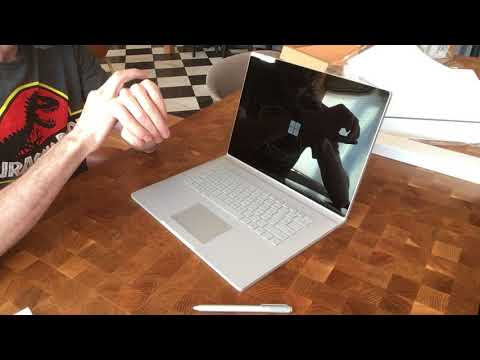 Fast Unboxing of Surfacebook 2