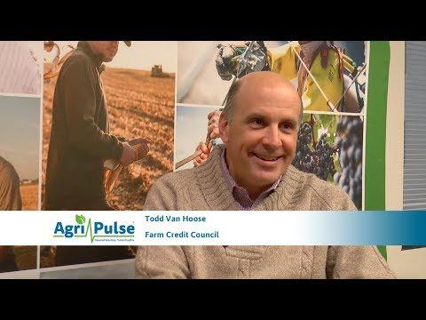Meet the Farm Hands: Todd Van Hoose, Farm Credit Council