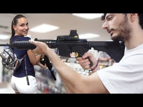 How Hard is it to Buy A Weapon in Kansas? (Cx RV Tour Day 5)